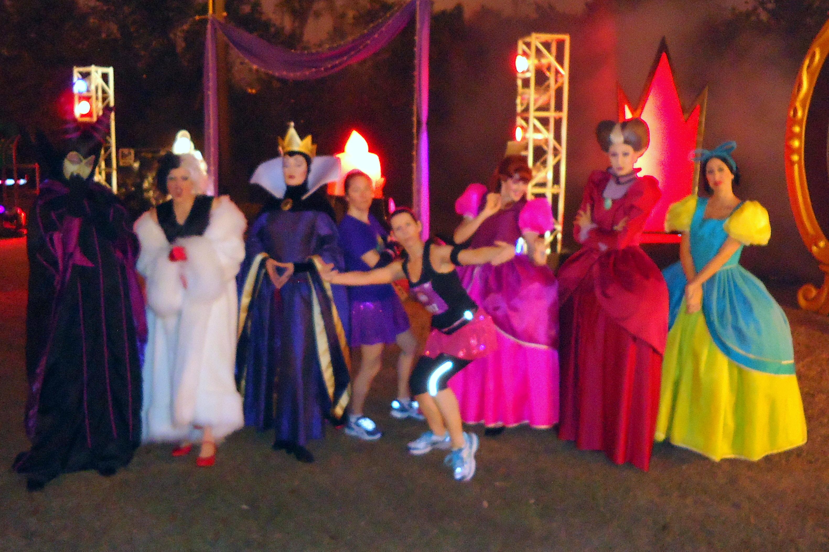 Assured, disney princess as villains good