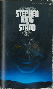 Stand, The - Stephen King - Signet Books reprint - 1980s