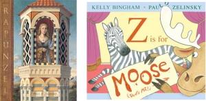 Zelinsky books