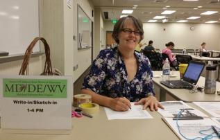 Sue Peters, MD/DE/WV SCBWI co-Regional Advisor