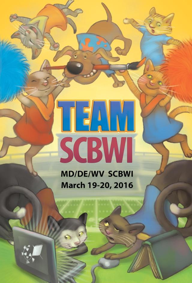 TeamSCBWIpostcard_type
