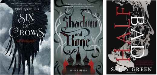 Bardugo_Green_books
