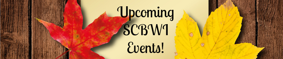 Upcoming SCBWI Events