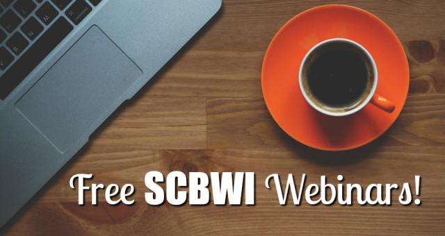 Free SCBWI 2018 Webinars